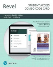 Revel for Psychology -- Combo Access Card av Carol Tavris og Carole Wade (Innbundet)