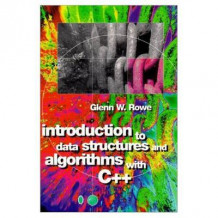 Introduction to Data Structures and Algorithms with C++ av Glenn Rowe (Heftet)