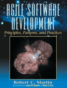 Agile Software Development av Robert C. Martin (Innbundet)