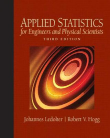 Applied Statistics for Engineers and Physical Scientists av Robert V. Hogg og Johannes Ledolter (Innbundet)