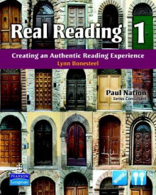 Real Reading 1: Creating an Authentic Reading Experience (mp3 files included) av Lynn Bonesteel (Heftet)