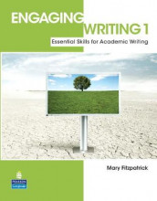 Engaging Writing 1: Essential Skills for Academic Writing av Mary Fitzpatrick (Heftet)