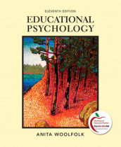 Educational Psychology (with MyEducationLab) av Anita Woolfolk (Blandet mediaprodukt)