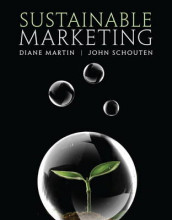 Sustainable Marketing av Diane Martin og John Schouten (Heftet)
