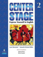 Center Stage 2 with Life Skills & Test Prep - Student Book Package av Lynn Bonesteel og Samuela Eckstut (Blandet mediaprodukt)