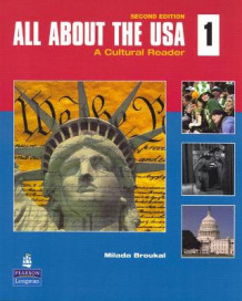 All About the USA 1: A Cultural Reader av Milada Broukal (Blandet mediaprodukt)