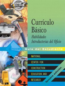 Core Curriculum Introductory Craft Skills Spanish: Trainee Guide av NCCER (Heftet)