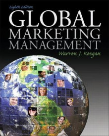 Global Marketing Management av Warren J. Keegan, Svend Hollensen og Ilan Alon (Innbundet)