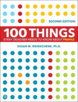 Omslag - 100 Things Every Designer Needs to Know About People