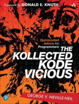 Omslag - The Kollected Kode Vicious