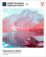 Omslag - Adobe Photoshop Lightroom Classic Classroom in a Book (2021 release)