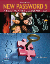 New Password 5: A Reading and Vocabulary Text (with MP3 Audio CD-ROM) av Lynn Bonesteel (Blandet mediaprodukt)