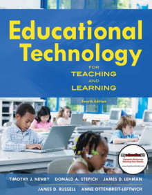Educational Technology for Teaching and Learning av Timothy J. Newby, Donald Stepich, James Lehman, James D. Russell og Anne Todd Leftwich (Heftet)