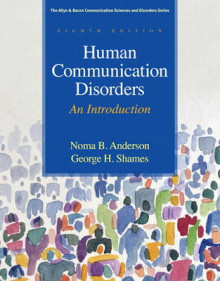 Human Communication Disorders av Noma B. Anderson og George H. Shames (Heftet)