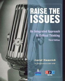 Raise the Issues: an Integrated Approach to Critical Thinking (student Book and Classroom Audio CD) av Carol Numrich (Blandet mediaprodukt)