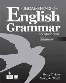 Fundamentals of English Grammar with Audio CDs and Answer Key av Betty Schrampfer Azar og Stacy A. Hagen (Heftet)