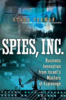 Spies, Inc. av Stacy Perman (Heftet)