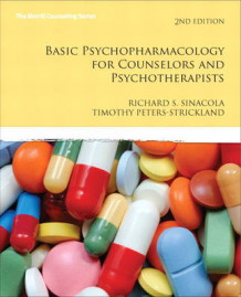 Basic Psychopharmacology for Counselors and Psychotherapists av Richard S. Sinacola og Timothy Peters-Strickland (Heftet)