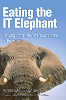 Eating the IT Elephant av Richard Hopkins og Kevin Jenkins (Heftet)