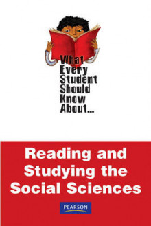 What Every Student Should Know About Reading and Studying Social Sciences av Sally A. Lipsky og Arden Hammer (Heftet)