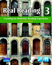 Real Reading 3: Creating an Authentic Reading Experience (mp3 files included) av Lynn Bonesteel (Heftet)