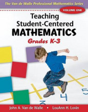 Teaching Student-Centered Mathematics, Grades K-3 av John A Van de Walle (Heftet)