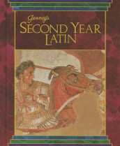 Jenney's Second Year Latin Grades 8-12 Text 1990c av Eric C Baade, David D Coffin, Jenney og Rogers V Scudder (Innbundet)