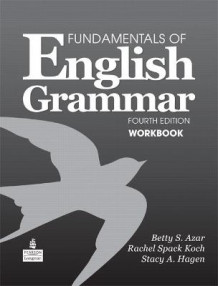 Fundamentals of English Grammar Workbook av Betty Schrampfer Azar og Stacy A. Hagen (Heftet)
