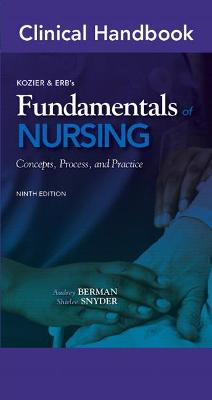 Clinical Handbook for Kozier & Erb's Fundamentals of Nursing av Audrey J. Berman, Shirlee Snyder, Barbara Kozier og Glenora Lea Erb (Heftet)