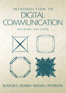 Introduction to Digital Communications av Rodger E. Ziemer og Roger L. Peterson (Innbundet)