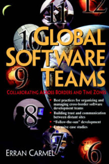 Global Software Teams av Erran Carmel (Heftet)