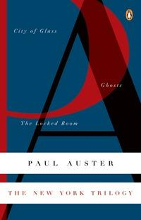 The New York trilogy av Paul Auster (Heftet)
