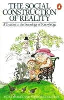 The Social Construction of Reality av Peter L. Berger og Thomas Luckmann (Heftet)