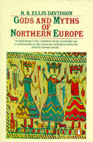 Gods and myths of northern Europe av H.R. Ellis Davidson (Heftet)