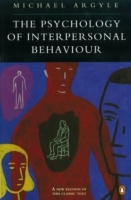 Omslag - The Psychology of Interpersonal Behaviour