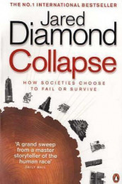 Collapse av Jared Diamond (Heftet)