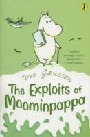 Omslag - The Exploits of Moominpappa