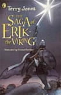 The saga of Erik the Viking av Terry Jones (Heftet)
