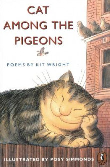 Cat Among the Pigeons av Kit Wright (Heftet)