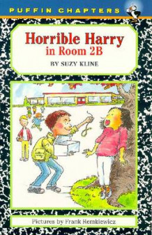 Horrible Harry in Room 2b av Suzy Kline (Heftet)