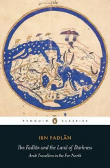 Omslag - Ibn Fadlan and the land of darkness