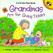 Grandmas are for Giving Tickles av Harriet Ziefert (Heftet)
