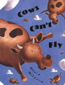 Cows Can't Fly av David Milgrim (Heftet)