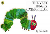 Omslag - The very hungry caterpillar