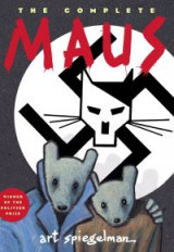 Omslag - The Complete Maus