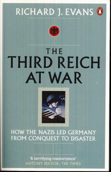 The Third Reich at War av Richard J. Evans (Heftet)