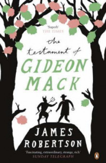The testament of Gideon Mack av James Robertson (Heftet)