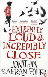 Omslag - Extremely loud and incredibly close