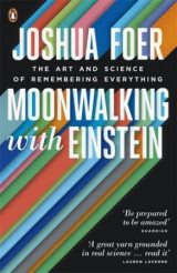 Omslag - Moonwalking with Einstein
