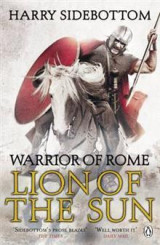 Omslag - Warrior of Rome III: Lion of the Sun